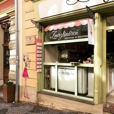 Free WiFi - Moja Marina - zmrzlina a kava v centre Banskej Stiavnice