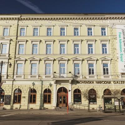 Prvá nedeľa v mesiaci zadarmo vstup do Esterházyho paláca, Vodné kasárne Bratislava