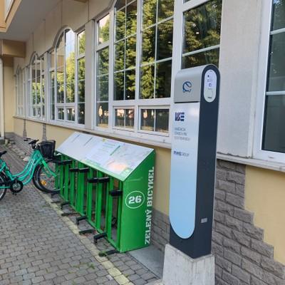 Nabíjacia stanica pre elektromobily od VSE zadarmo