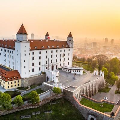 Free Wi-Fi Bratislava Castle