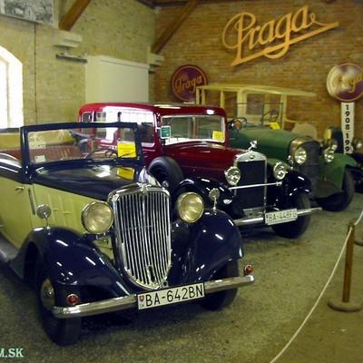 Prvá nedeľa v mesiaci zadarmo vstup do Múzea dopravy v Bratislave